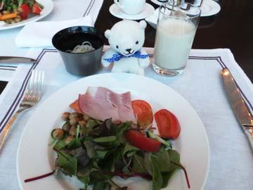 ほんとは和食が好き